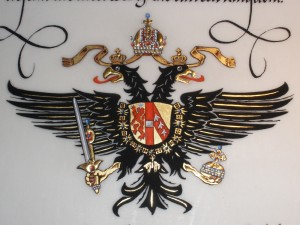 Queens Dragoon Guards detail