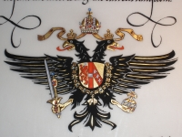 Detail from the Freedom of the City to The Queen's Dragoon Guards
