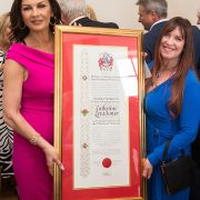 Catherine Zeta Jones Freedom of the City