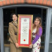 Royal Logistic Corps Freedom of the City